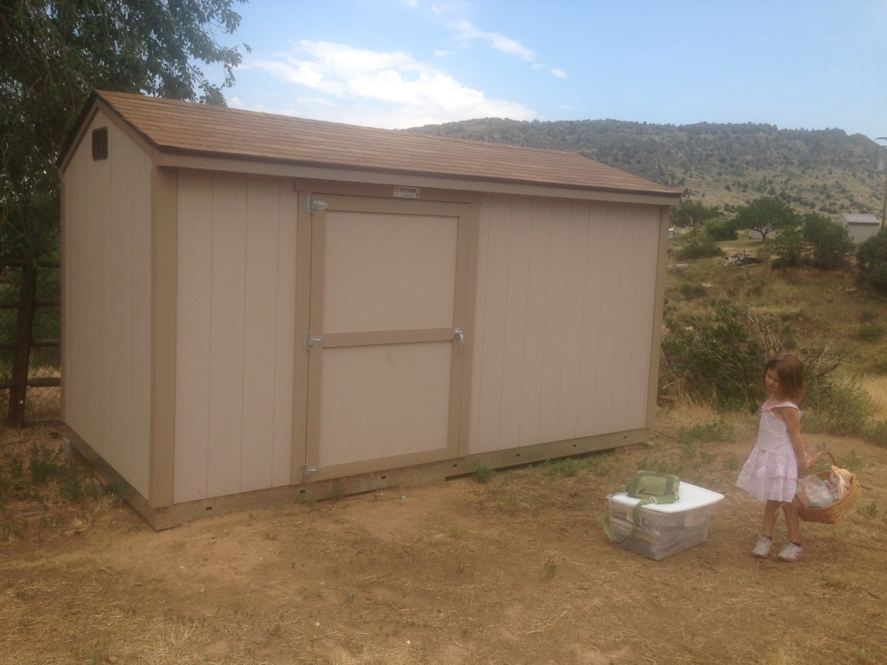 Free shed plans for Tuff sheds